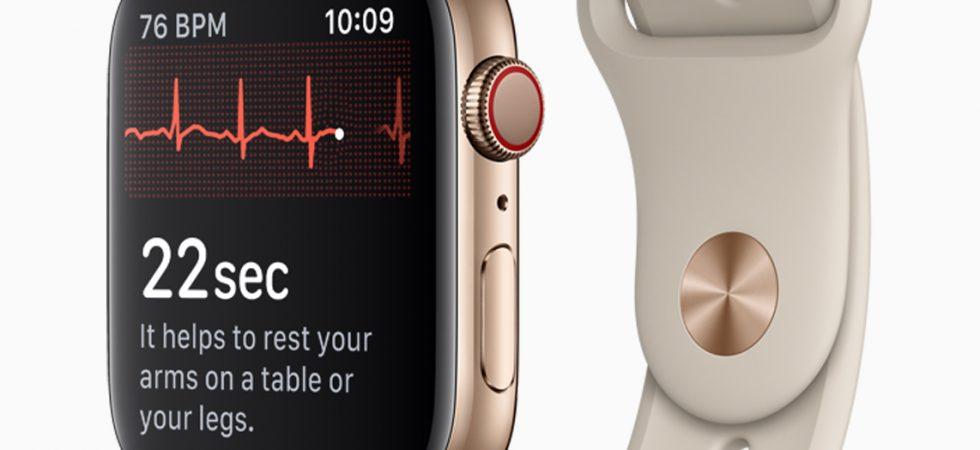 In Ordnung: Das sind die Apple Watch Series 4 Preise in Euro