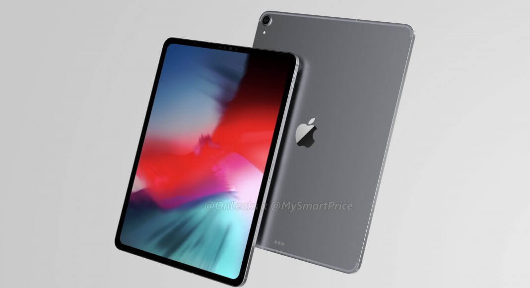 iPad Pro 2018 Leak / Onleaks