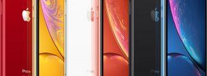 iPhone XR lief 2019 bislang trotz insgesamt schwacher Verkäufe gut