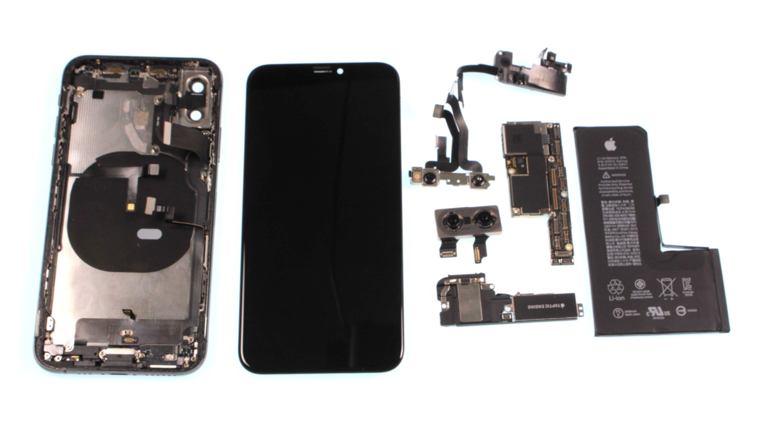 iPhone Xs Einzelteile - kaputt.de