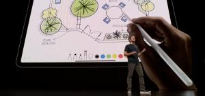 Sehen wir hier den Apple Pencil 3?