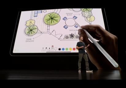 Kommt Dienstag auch der Apple Pencil 3?