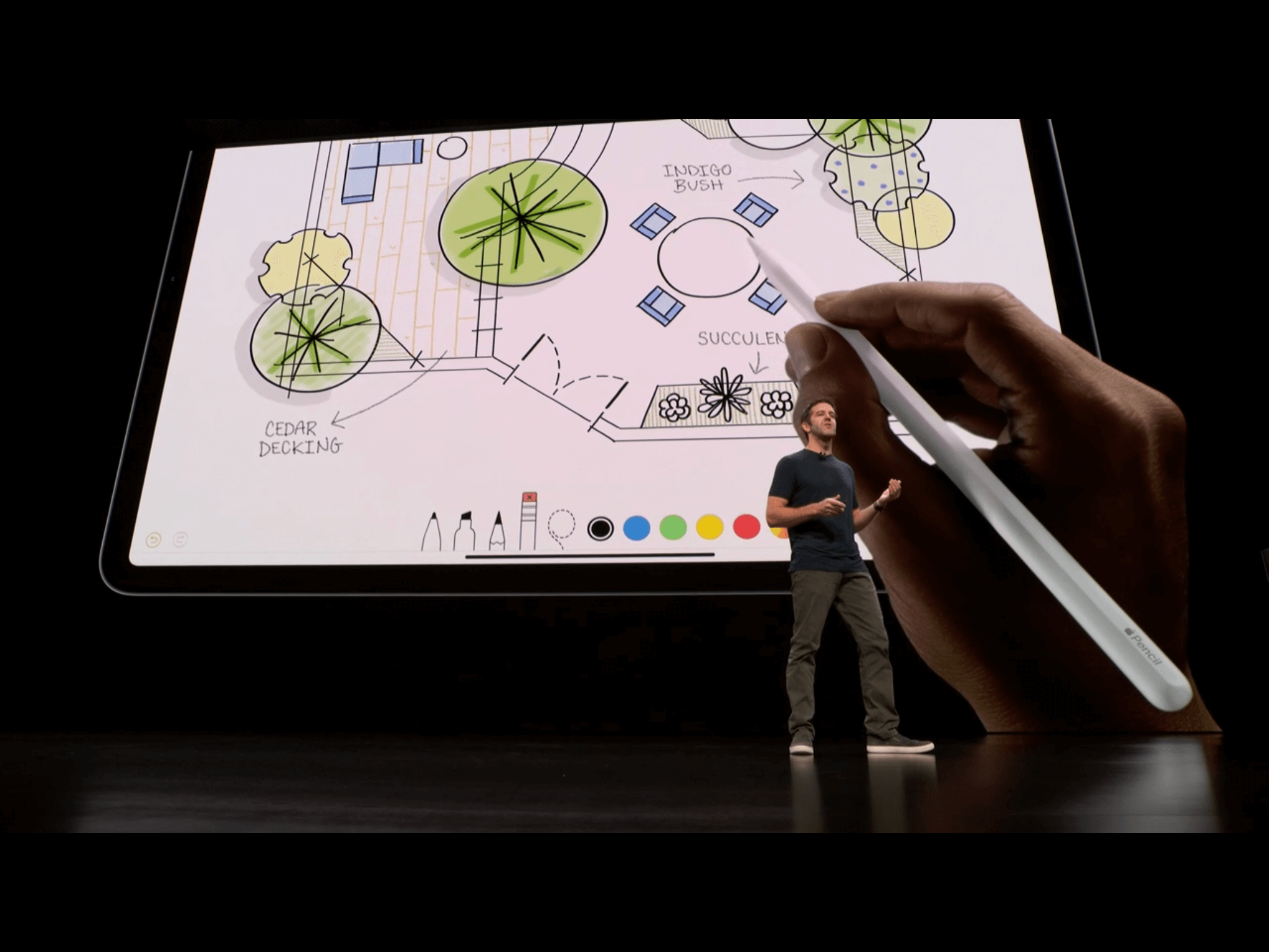 Apple Pencil 2018