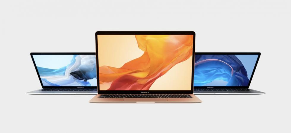 BREAKING: MacBook Air aktualisiert – jetzt billiger |Einsteiger-MacBook Pro jetzt mit TouchBar