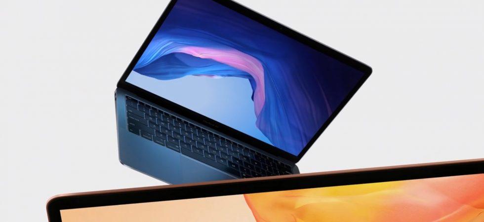 MacBook Air und MacBook Pro ohne Touch Bar: Kleines Update im Herbst?