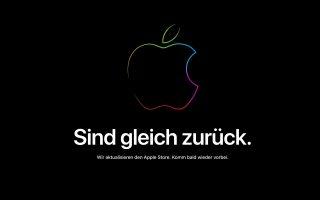 BREAKING: Apple Store vor Black Friday offline