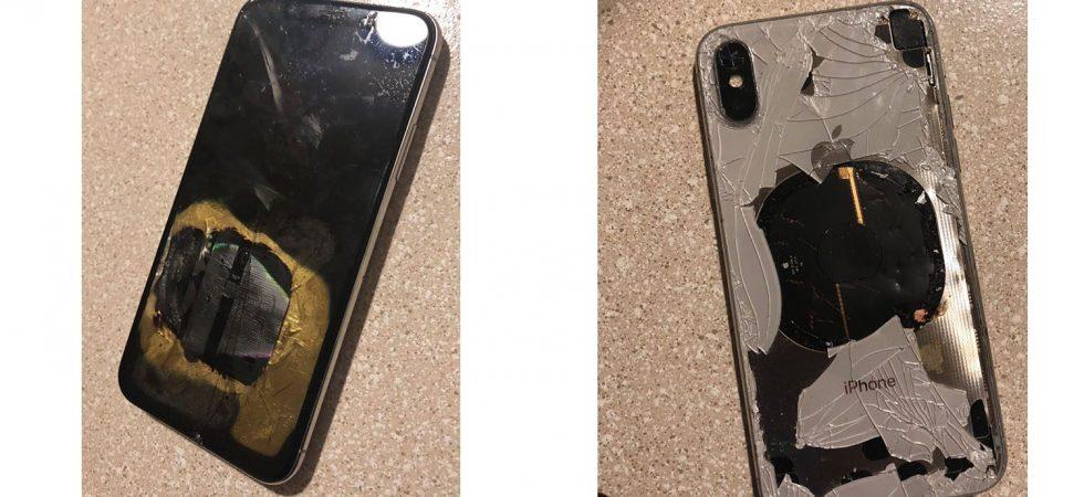 iPhone X explodiert beim Update: Apple spricht von unerwartetem Verhalten