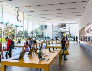 Mac verkauft sich schlecht, während der restliche Notebook-Markt wieder wächst
