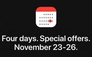 Black Friday: Apple macht dieses Jahr auch mit