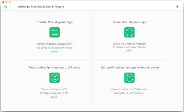 Whatsapp umziehen