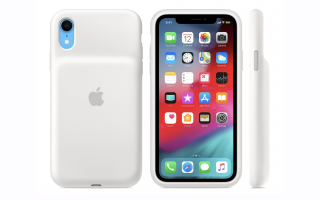 Apple veröffentlicht iPhone Xs/Max/Xr Smart Battery Case mit Wireless Charging