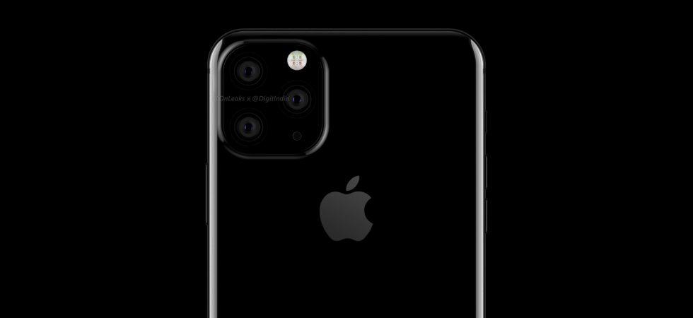 iPhone XI Max könnte Apples erstes iPhone mit Triple-Kamera werden