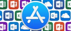 Microsoft Office nun auch im Mac App Store zu finden