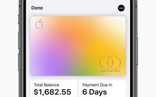 Goldman Sachs ärgert sich über Apple: Wir haben bei der Apple Card das Sagen