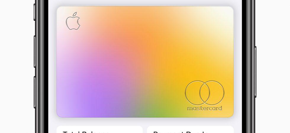 Apple Card fast da: Webseite ist schon online
