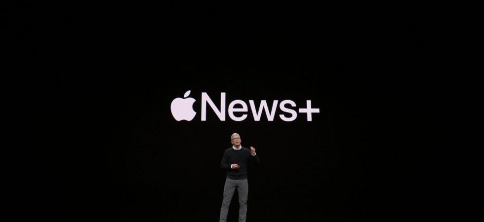 Apple News+ soll bald auch gesprochene Inhalte erhalten