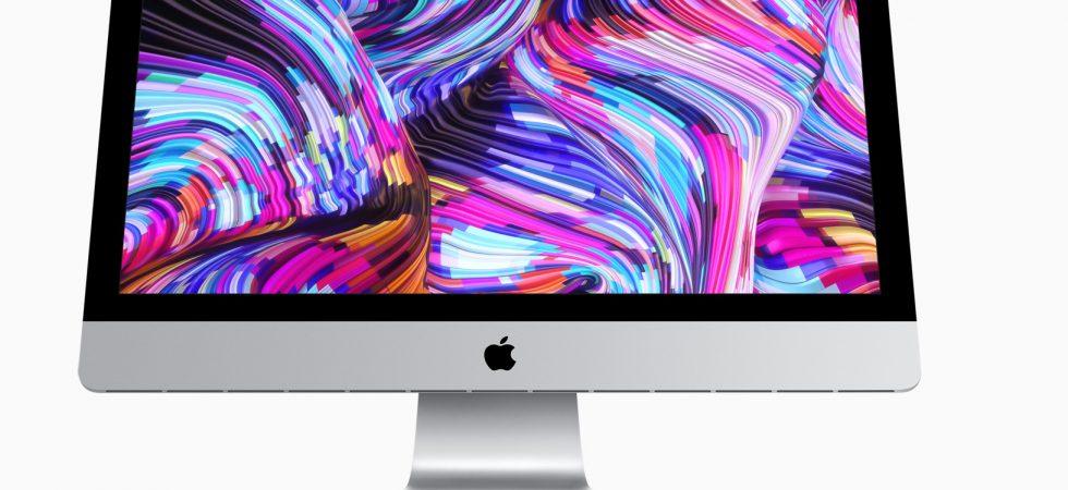 BREAKING: Apple aktualisiert iMacs und bringt aktuelle Prozessoren
