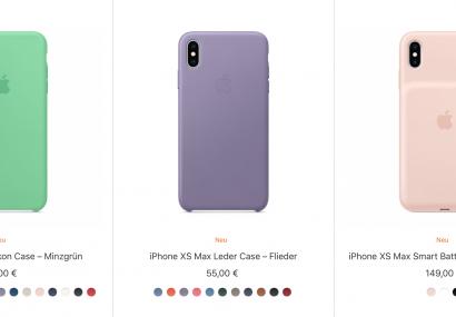 Spring Update: Neue Apple Watch Armbänder und iPhone Cases