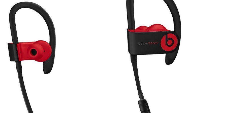 Neue Powerbeats4 im Anmarsch: Apple erhält Zulassung der FCC