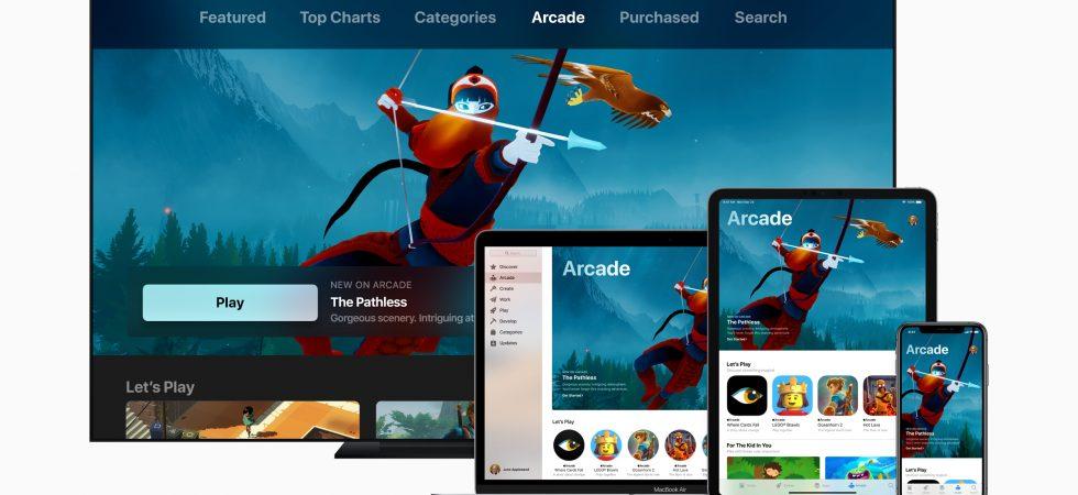 Etwas günstiger: Apple Arcade gibt es jetzt auch im Jahres-Abo