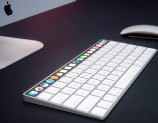 Neu am Mac: Face ID und Tastatur mit Touch Bar könnten kommen