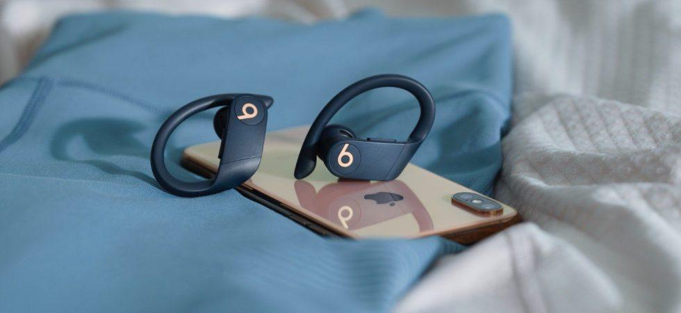 Apple registriert neue Powerbeats Pro bei Behörden