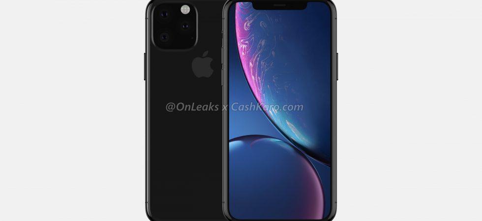 2019-iPhones: Logic Board-Leak deutet auf größeren Akku und Triple-Cam hin
