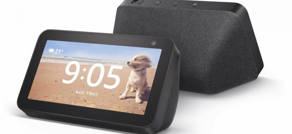 Neu und günstiger: Echo Show 5 von Amazon vorgestellt