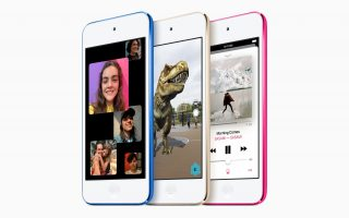 Breaking: Neuer iPod Touch mit A10 Chip und 256 GB Speicher ist da
