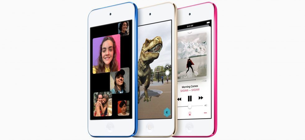 Umfrage: Den neuen iPod Touch finde ich…