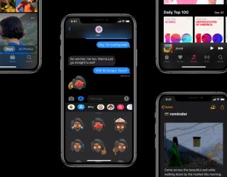 iOS 13 ist da: Alle Neuerungen zusammengefasst