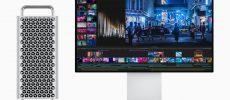 Morgen kommen Mac Pro und Pro Display XDR