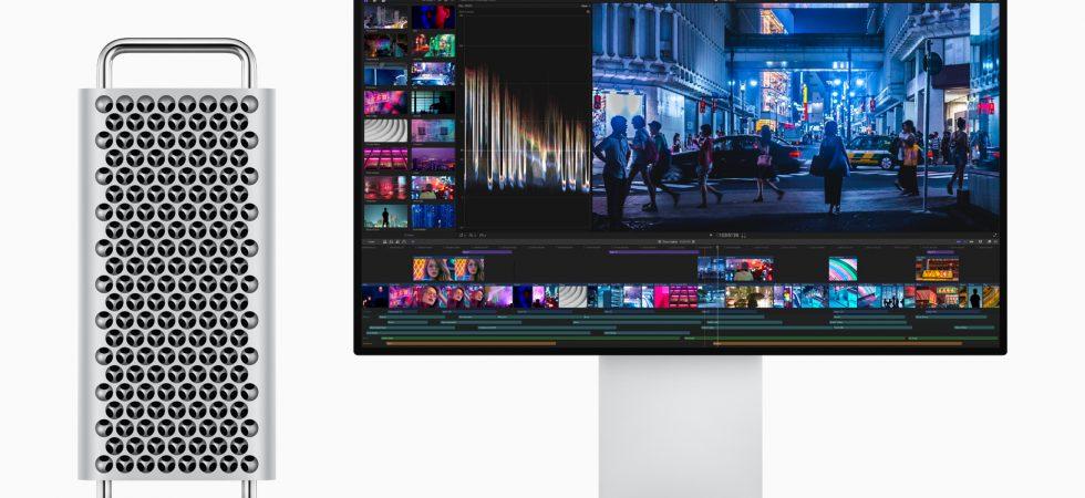 Apple bietet den Mac Pro jetzt auch mit acht TB SSD an