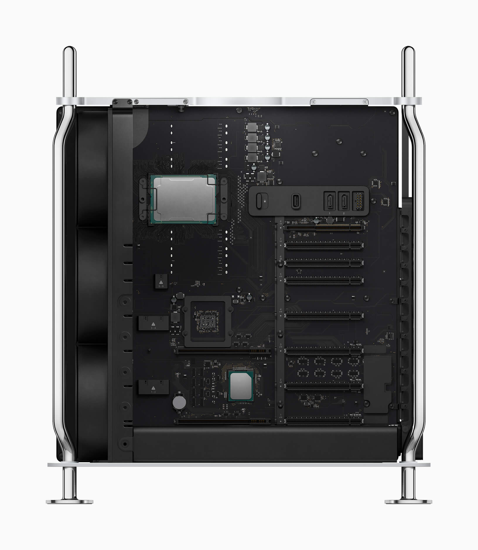 Mac Pro 2019 Innenleben - Apple