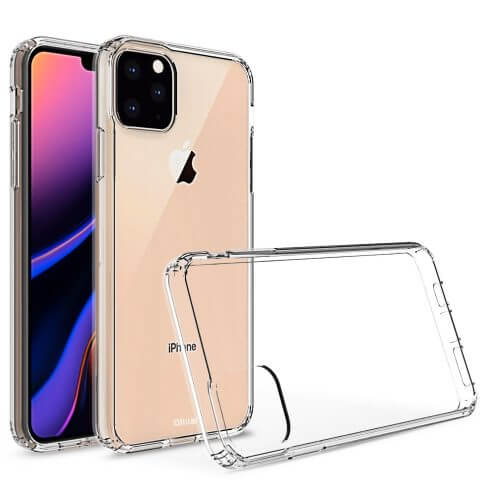 iPhone XI Max Case - Olixar