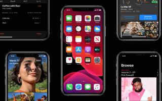 Apple stoppt Signierung von iOS 13.1.2 und iOS 13.1.3