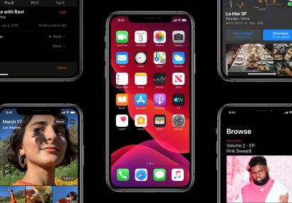 iOS 13.3 / iPadOS 13.3 / tvOS 13.3 und watchOS 6.1.1 Beta 4 sind da