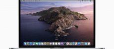macOS Catalina 10.15.5 ergänzendes Update behebt Sicherheitslücke am Mac