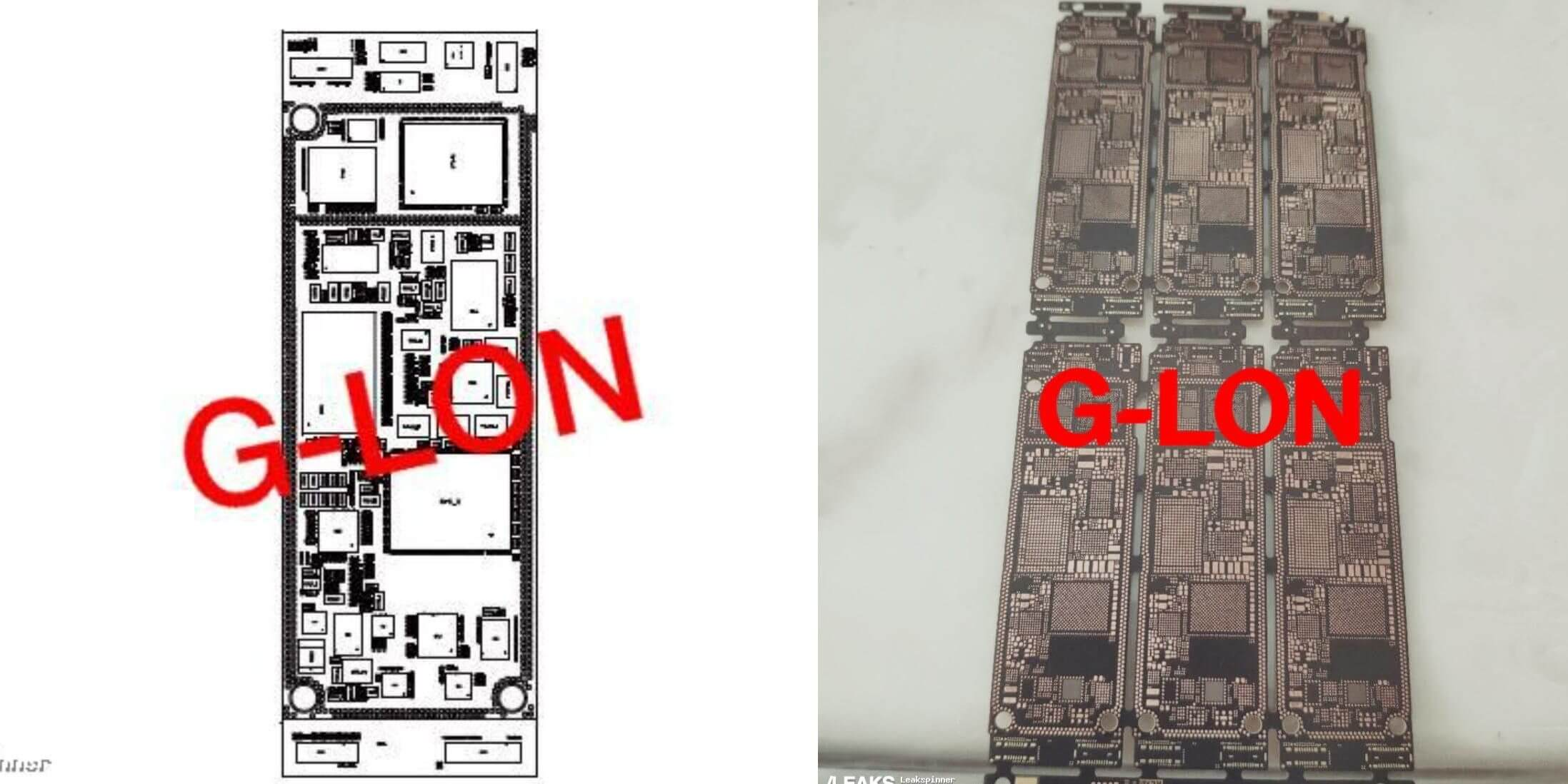 iPhone XI Logic Board Leak - Slashleaks