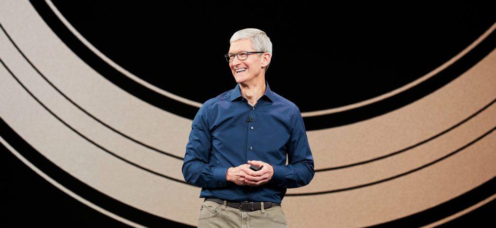 Rettung für den Regenwald: Tim Cook kündigt Finanzhilfe von Apple an