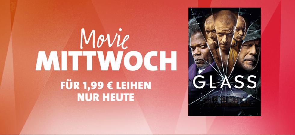 """Noch heute: iTunes Movie Mittwoch """"mit Glass"""" für nur 1,99 Euro!"""