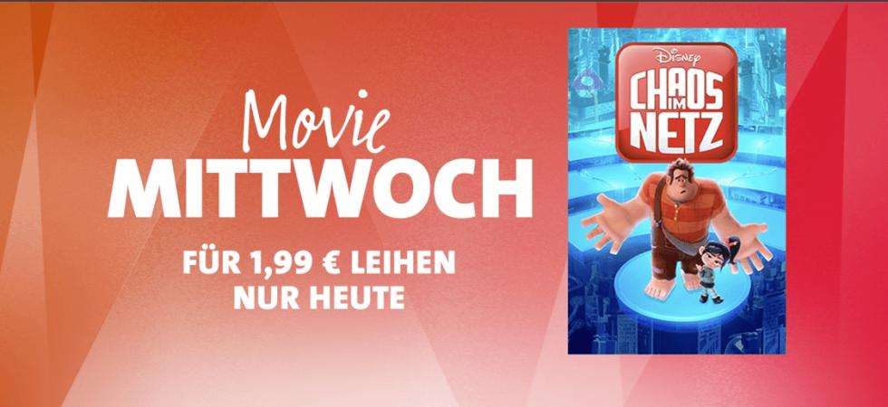 """iTunes Movie Mittwoch: """"Chaos im Netz"""" für nur 1,99 Euro!"""