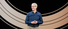 Dank Apple-Aktie: Tim Cook ist jetzt Milliardär