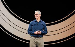 Apple meets Politik: Tim Cook spricht mit Markus Söder und Sebastian Kurz über Digitalisierung und Standort München