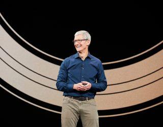 Tim Cook ist Optimist: 600 Millionen Kunden werden bis Jahresende kostenpflichtige Apple-Dienste nutzen