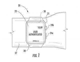 Apple Watch mit Wrist ID und selbststraffenden Armbändern patentiert