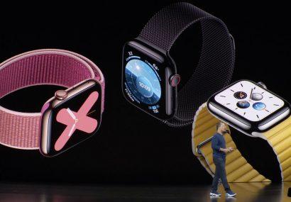 Apple Watch Series 6: Display wohl identisch zum OLED-Display von 2019