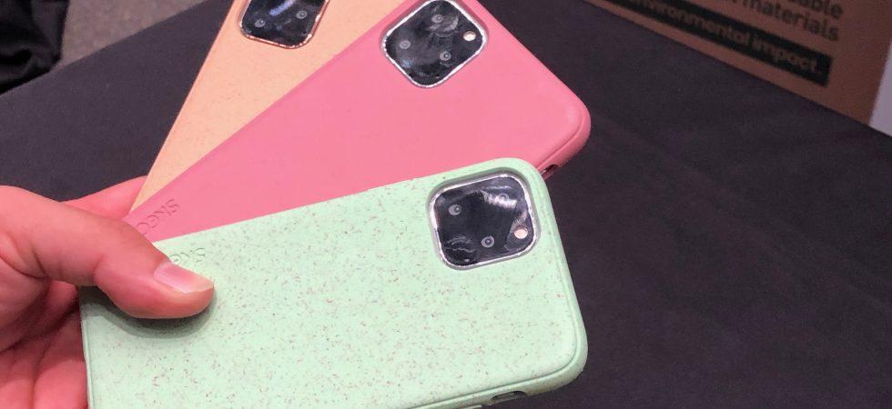 """IFA 2019: iPhone 11-Cases """"ohne Plastik"""""""