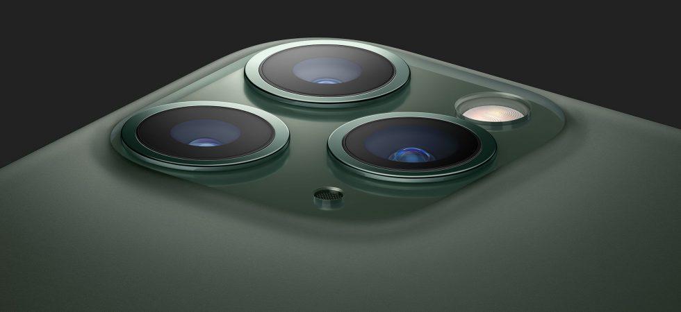 Drop-Test: iPhone 11 Pro möglichst nicht fallen lassen