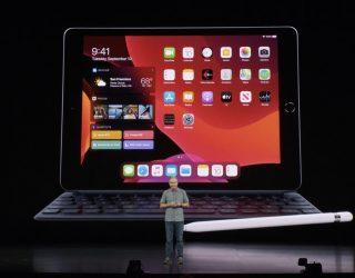 141% Wachstum: iPad wird vom Feuer verfolgt